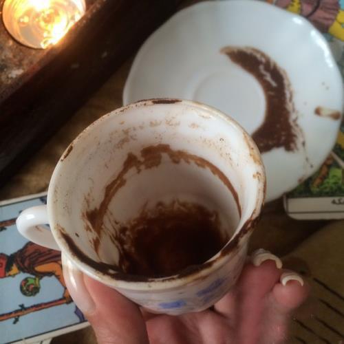 فال قهوه اشکال