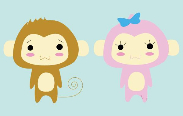 رابطه رفاقت و دوستی متولدین سال 95 میمون با سال های دیگر